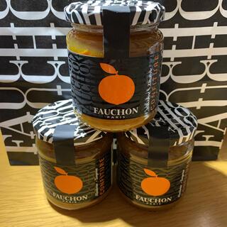 タカシマヤ(髙島屋)のお値下げ‼️ フォション オレンジ マーマレードジャム 3個セット(缶詰/瓶詰)