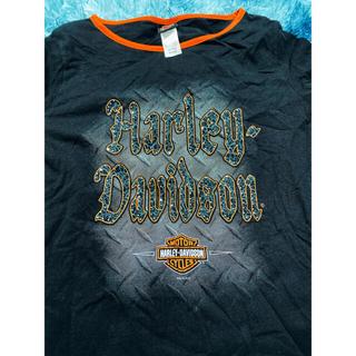 ハーレーダビッドソン(Harley Davidson)のハーレーダビッドソンTシャツ(Tシャツ(半袖/袖なし))