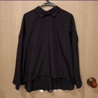 ピュアルセシン(pual ce cin)のピュアルセシン 長袖トップス 黒(シャツ/ブラウス(長袖/七分))