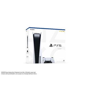 ソニー(SONY)のPlayStation5 PS5 本体 CFI-1000A01(家庭用ゲーム機本体)