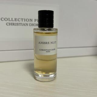 クリスチャンディオール(Christian Dior)のメゾン クリスチャンディオール AMBRE NUIT アンブルニュイ 7.5ml(ユニセックス)