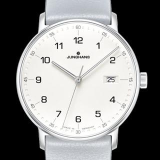 ユンハンス(JUNGHANS)の【新品未使用】JUNGHANS ユンハンス メンズ腕時計 Form Quarz(腕時計(アナログ))