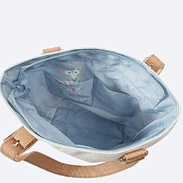 ダッフィー(ダッフィー)の週末セール❕ダッフィーたちのかくれんぼ2019 年限定☆おまけ付き! レディースのバッグ(トートバッグ)の商品写真