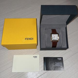 フェンディ(FENDI)の最終お値下げ価格 FENDI フェンディ 腕時計(腕時計(アナログ))