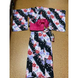 シマムラ(しまむら)の子供用浴衣(浴衣)