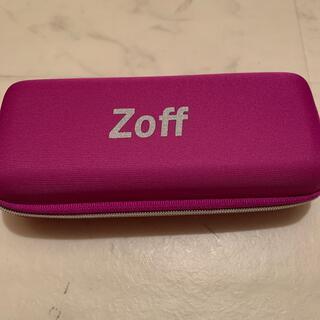 Zoff - 新品未使用ゾフZoffメガネケース