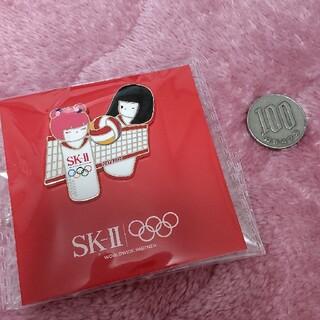 エスケーツー(SK-II)のSK-II エスケーツー  ピンバッジ オリンピック 五輪(ノベルティグッズ)