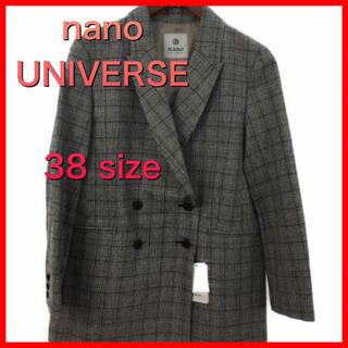 nano・universe - nano UNIVERSE ダブルブレストジャケット
