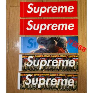 シュプリーム(Supreme)のsupreme ET ステッカー セット(その他)