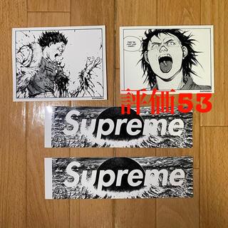 シュプリーム(Supreme)のsupreme akira ステッカー セット (その他)