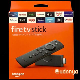 【新品未開封】Fire TV Stick - Alexa対応音声認識リモコン付属(その他)