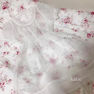 ケイティー(Katie)のkatie ワンピース(ミニワンピース)
