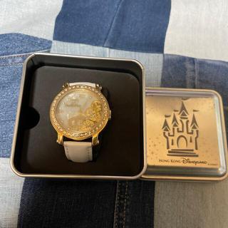 ダッフィー(ダッフィー)の香港限定 ダッフィー腕時計(腕時計)