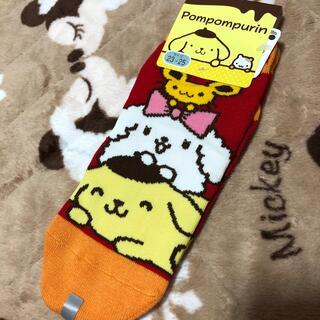 ポムポムプリン(ポムポムプリン)のポムポムプリン 靴下(ソックス)