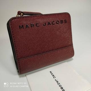 マークジェイコブス(MARC JACOBS)のMARC JACOBS 折り財布☆新品未使用(財布)