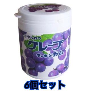 2 マルカワ グレープマーブルボトルガム [1箱 6個入] (菓子/デザート)
