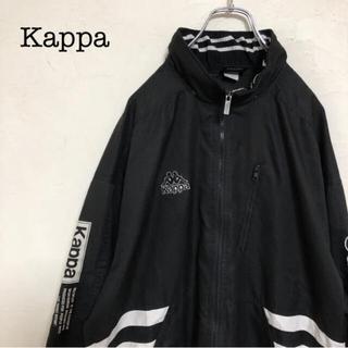 カッパ(Kappa)の古着 Kappa カッパ ブルゾン ゆるダボ ジップアップ 90s(ブルゾン)
