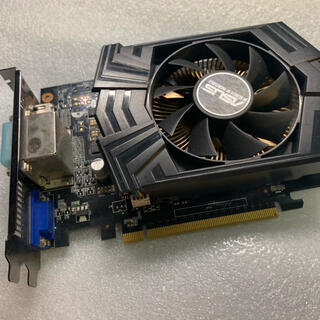 エイスース(ASUS)のNVIDIA GeForce GTX750Ti-PH-2GD5 ASUS GPU(PCパーツ)