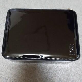 サンローラン(Saint Laurent)のお値下げ、非売品  サンローラン  メイクボックス  エナメル黒(メイクボックス)