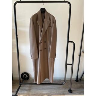 ディオールオム(DIOR HOMME)の◼️DIOR by Kim Jones chesterfield coat(チェスターコート)