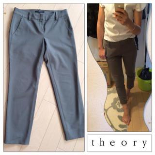 セオリー(theory)のtheory✴︎パンツ✴︎(カジュアルパンツ)