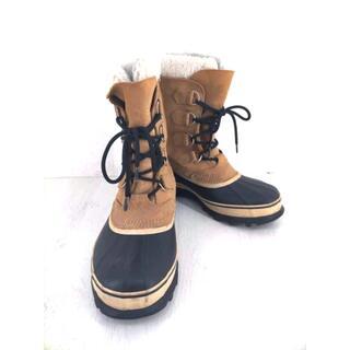 ソレル(SOREL)のSOREL(ソレル) ARIBOU サルカモ柄 トレッキングブーツ メンズ(ブーツ)
