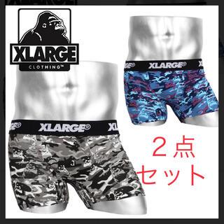 エクストララージ(XLARGE)のXlarge ボクサーパンツ エクストララージ XL パンツ ボクサー 迷彩(ボクサーパンツ)