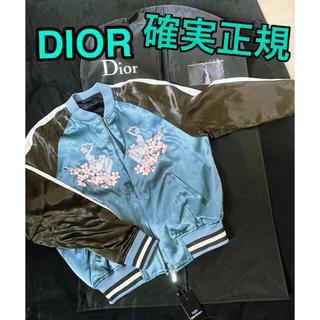 DIOR HOMME - Dior homme men 19ss Sorayama 空山基刺繍 スカジャン