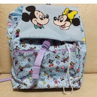 Disney - Disney ミッキー&ミニー子供 リュック
