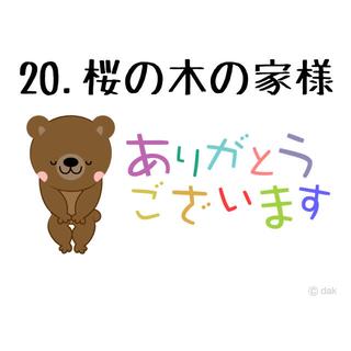 20.桜の木の家様専用❣️韓国多肉植物❣️(その他)