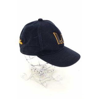 キャリー(CALEE)のCALEE(キャリー) LA刺繍 6パネルキャップ メンズ 帽子 キャップ(キャップ)