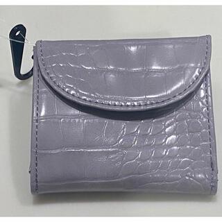 ジーユー(GU)のジーユー クロコダイルミニウォレット / GU(財布)