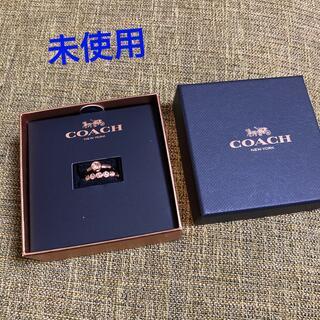コーチ(COACH)のコーチ リング 未使用 2本セット(リング(指輪))
