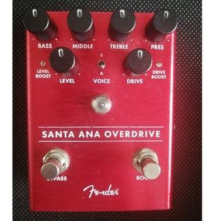 フェンダー(Fender)のFender SANTA ANA OVERDRIVE(エフェクター)
