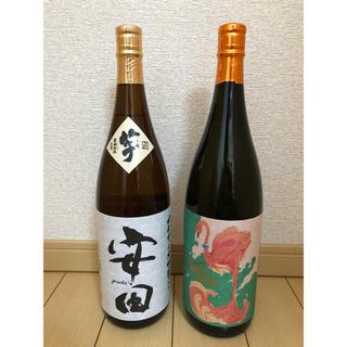 ★国分酒造★フラミンゴオレンジ 安田 芋焼酎 1800ml セット(焼酎)