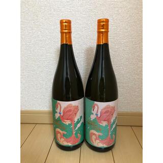★国分酒造★フラミンゴオレンジ 26度 1800ml 鹿児島 焼酎 2本セット(焼酎)