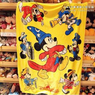 ディズニー(Disney)の香港ディズニー ブランケット(毛布)