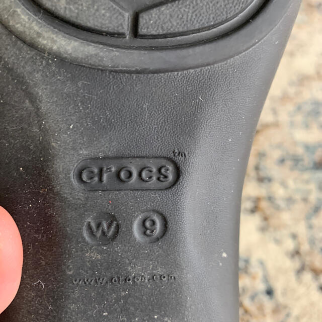 crocs(クロックス)のクロックス レインシューズ レディースの靴/シューズ(レインブーツ/長靴)の商品写真