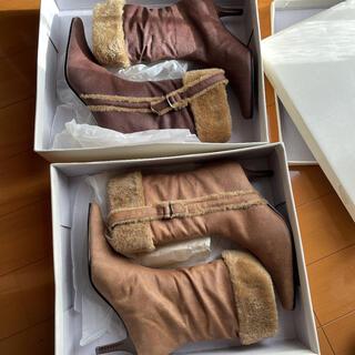 ブーツ 新品 2足セット 23 M(ブーツ)