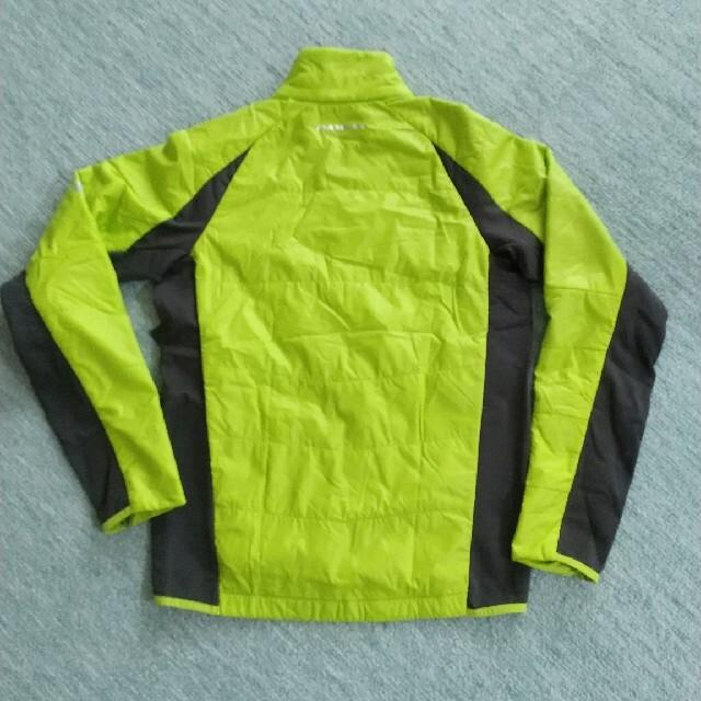 Mammut(マムート)のマムート ハイブリッドジャケット メンズのジャケット/アウター(ナイロンジャケット)の商品写真