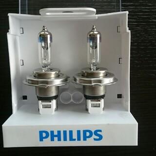 フィリップス(PHILIPS)のフィリップス  H4バルブ(汎用パーツ)