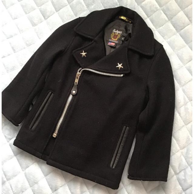 schott(ショット)のヘンリークリンクル様専用 SCHOTT  ライダースジャケット  レディースのジャケット/アウター(ライダースジャケット)の商品写真