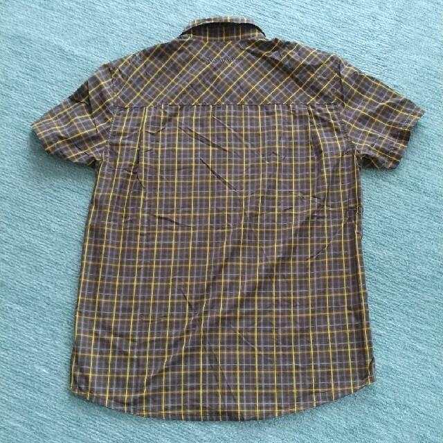 Mammut(マムート)の(ジョシュア様専用)マムート 半袖ボタンシャツ メンズのトップス(シャツ)の商品写真