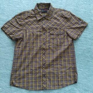 マムート(Mammut)の(ジョシュア様専用)マムート 半袖ボタンシャツ(シャツ)