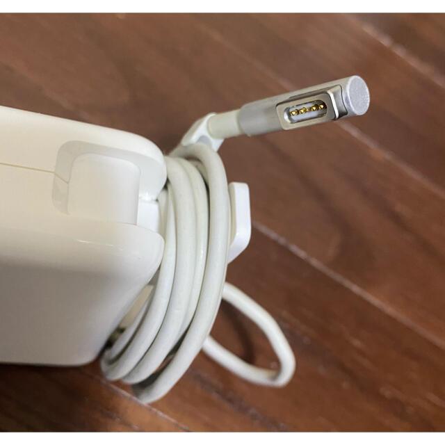 Apple(アップル)のAPPLE•A1344•純正品•ACアダプター•60W• スマホ/家電/カメラの生活家電(変圧器/アダプター)の商品写真