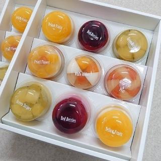 AsOne様専用たかはたファーム ミックスゼリー(9個)☓2箱わらび餅(菓子/デザート)