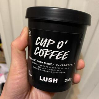ラッシュ(LUSH)のLUSH スクラブ(パック/フェイスマスク)