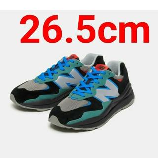 ニューバランス(New Balance)の【26.5cm】New Balance 57/40 mita WHIZ(スニーカー)