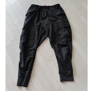 ワイスリー(Y-3)のY-3  WOOL CARGO RIB PANTS(ワークパンツ/カーゴパンツ)