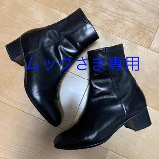 サヴァサヴァ(cavacava)のサヴァサヴァ*ショートブーツ 24cm(ブーツ)
